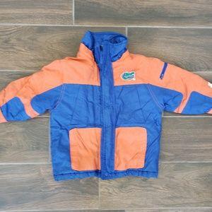 Florida Gators full zip jacket~Youth 2T~STARTER